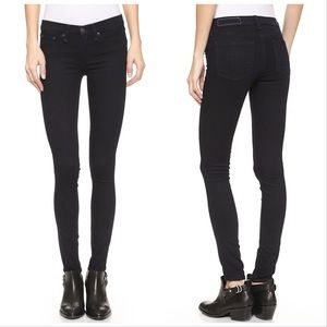 rag & bone | The Legging Jeans in Midnight